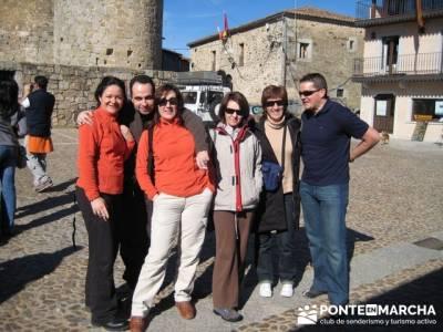 Miranda del Castañar - Sierra de Francia; mejor mochila trekking; todo mochilas